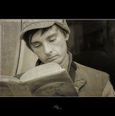 Reading in the London underground