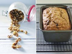 banana bread chOcOlate walnuts
