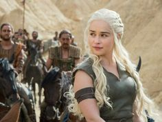 I got: Daenerys Targaryen! Test: Which character from Game ofThrones are you?