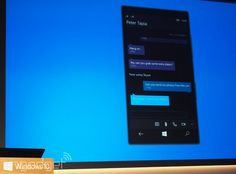If you're tired of jumping between multiple messaging apps to stay in touch with others, you may want to get Windows 10 when it shows up. | #Windows10 #Microsoft #messaging