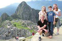 William Papp and family from USA Peru Travel, Sick, Change, How To Plan, Usa, U.s. States