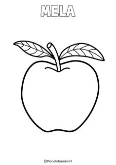 Disegni di Frutta Invernale da Colorare | PianetaBambini.it Coloring Pages, Sewing Patterns, Mandala, Clip Art, Symbols, Letters, Activities, Animals, Education