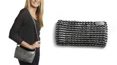 Who knew soda can tabs could be so fashionable???