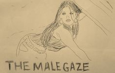 The Male Gaze in 2015 | featured on ZusterschapCollective.com
