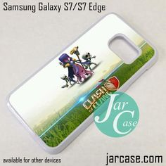 Clash Of Clans Which Phone Case for Samsung Galaxy S7 & S7 Edge