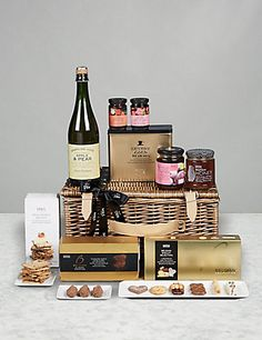 Show your appreciation with M&S chocolate gifts & hampers.