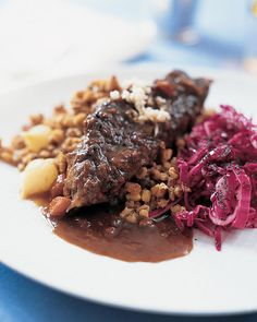 Pickled Red-Cabbage Slaw - Martha Stewart Recipes