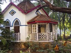 Beautiful Buildings, Beautiful Homes, India Architecture, English Architecture, India House, British Colonial, Colonial India, San Diego, Indian Interiors