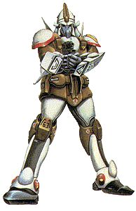 Robotech - The Armies of the Southern Cross