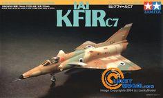 1/72 IAI KFIR C7