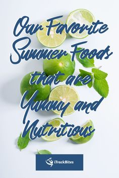 Here are our favorite summer foods that are yummy AND nutritious!! Start adding these to your summer diets! Summer Diet, Summer Recipes, Plant Leaves, Healthy Recipes, Food, Summer, Essen, Healthy Eating Recipes, Meals