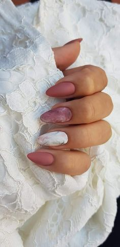 top trendy summer nails art designs ideas to look charming 57 Related Almond Acrylic Nails, Cute Acrylic Nails, Cute Nails, Pretty Nails, Glitter Nails, Basic Nails, Simple Nails, Simple Nail Designs, Nail Art Designs