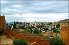 Granada www.livingmylifeinreverse.blogspot.com