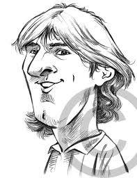 Resultado de imagen para dibujos a lapiz de caricaturas de messi