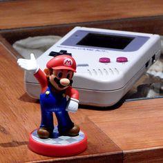 Mi vieja y querida consola Gameboy. ______________________________________ #Nintendo #gameboy #clubnintendo #NintendoRegram #videogames #games #nintendolife #igersnintendo #NewNintendo3DS #amiibo #nintendoJC by nintendojc