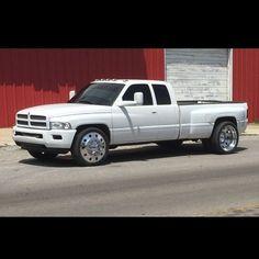 Image may contain: car Dodge Dually, Dually Trucks, Dodge Cummins, Cummins Diesel, Ram Trucks, Dodge Trucks, Diesel Trucks, Cool Trucks, Dodge 3500