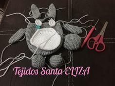 Avance de amigurumi #Totoro ya casi!  #talentomexicano #inspiración #artesanamexicana #hechoamano #ganchillocreativo #tejoluegoexisto #amotejer