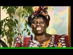 One year we have lived without but continue to learn from Prof. Wangari Maathai: I am the Hummingbird