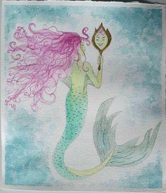 My first mermay piece #mermay #mermay2018 #mermaid #snooty