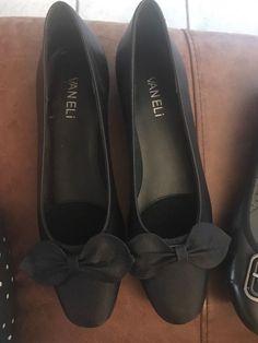 2f62b713391ea VANELi FAVOR 250762 Womens Favor Ballet Flat Size 7 Slim - Worn Once   fashion