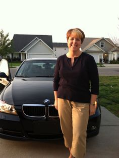 """""""TOLD U SO!!! From a Chrysler Pacifica to a 328xi in 27 days!!"""" - Jessica Hayes"""