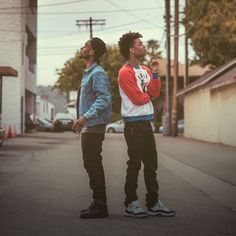 Rae Sremmurd - I ain't check the price. I make my own money so I spend it how I like.