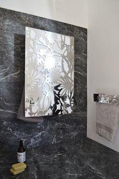 #gioielli #rectangle #TowelWarmer #riflessione #specchio #madeinitaly ##mg12 #termoarredo #scaldasalviette