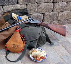 Испанска доцевка 16 калибър/ Spanish made 16 Ga SXS Shotgun