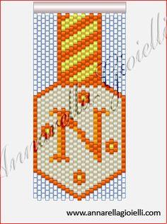 Peyote N pattern