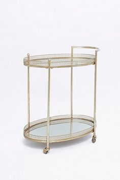 Antique Storage Trolley £290 från Urban Outfitters