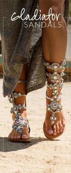 35f855e40 57 Best Our Gladiator Sandals  images in 2019