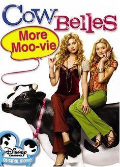 Disney - Cow Belles (2006)  Such a cute movie!