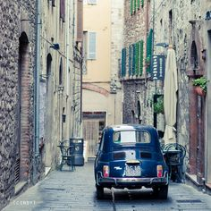 500 in the little town of Todi, Umbria, Italy