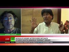 Escobar: 'Imperial hijack' reopens asylum bid for Snowden in Latin America