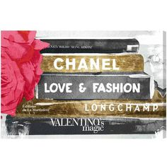 Oliver Gal Ideals of Style Night Canvas Wall Art