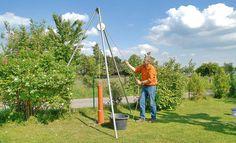 Wasser aus der eigenen Quelle: Einen Brunnen können Sie selbst im Garten bohren. Wir zeigen Ihnen Schritt für Schritt, wie es funktioniert.