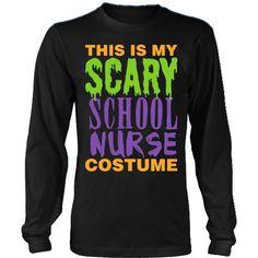 School Nurse - Halloween Costume