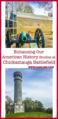 We have learned so much American History this year with our BookShark Curriculum, and we are excited to go in depth and learn more about the Civil War. We recently took a family trip to Chickamauga Battlefield where an important part of the Civil War took place.