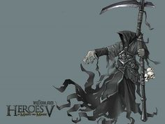 Heroes V : Characters & Races Concept Art Wallpaper  - Heroes of Might and Magic V  Concept Art Wallpaper 35