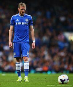 Andre Schurrle. Chelsea 2-0 Fulham. Premier League. Saturday, September 21, 2013.
