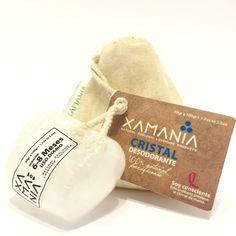 Desodorante Mineral #Xamania . Ayuda a prevenir el #cancer de mama
