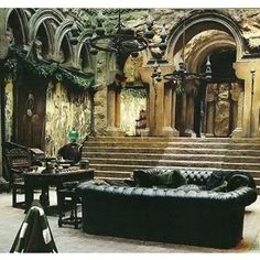 Slytherin Common Room - SnitchSeeker.com