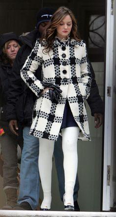 Dan Gossip Girl, Mode Gossip Girl, Estilo Gossip Girl, Gossip Girl Outfits, Gossip Girl Fashion, Estilo Blair Waldorf, Blair Waldorf Outfits, Blair Waldorf Style, Blair Waldorf Aesthetic