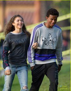 Zendaya and her boyfriend
