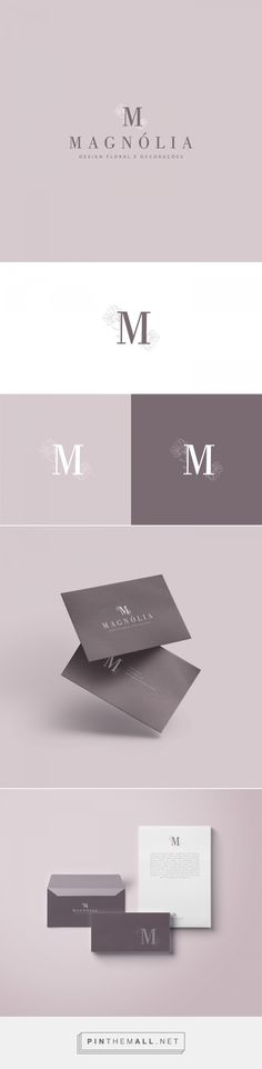 Magnólia on Behance - created via https://pinthemall.net