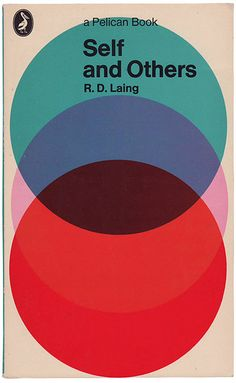The set of beautiful vintage Psychology book covers by the ever so great publishing company Penguin Books.
