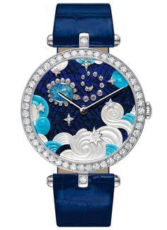Van Cleef & Arpels Extraordinary Dials™ Lady Arpels Zodiac Scorpio