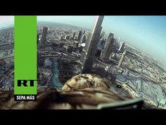 Un águila ha establecido el récord mundial en Dubái, Emiratos Árabes Unidos, al realizar el vuelo más alto de un ave grabado por una cámara Sony action cam. ...