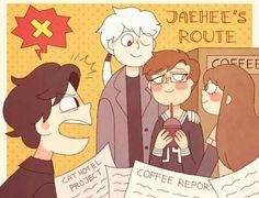 Jaehee's route