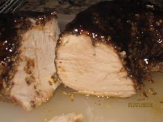 This recipe produces the most amazing, delicious pork roast made in your CROCK POT.~Daily Dish with Foodie Friends Friday